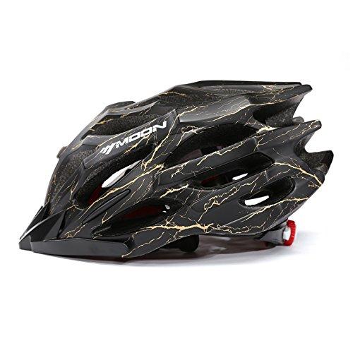 260g Ultra Leichtgewicht - Erwachsene Fahrradhelm Mountain Bike Helm Fahrradhelm für alle Unisex Radfahren