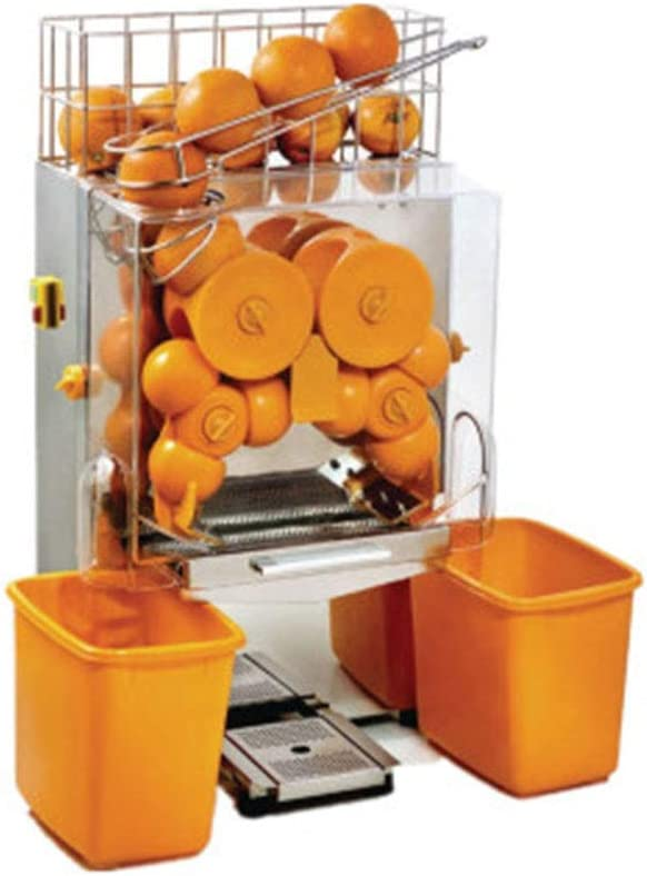 CGOLDENWALL Commercial Orange Squeezer Juicer Automatic