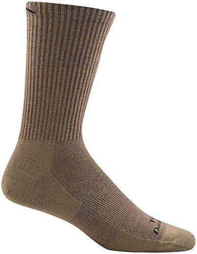 Darn Tough Tactical Micro Crew Light Sock - Coyote Brown Medium ()