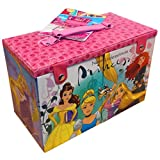 Disney Princess Makeup Set Station Beauty Case for Kids Girls
