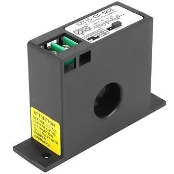 Transformator Sensor Wechsel Strom Wandler AC 0-50A auf DC 0-5V SZT15-CH-5V Wechsel Strom Wandler Transmitter