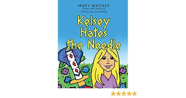 Kelsey Hates the Needle