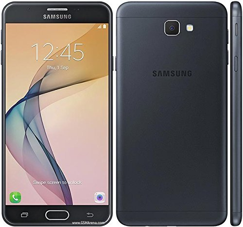 Samsung-Galaxy-J7-Prime-32GB-G610FDS-55-Dual-SIM-Unlocked-Phone-with-Finger-Print-Sensor-Black