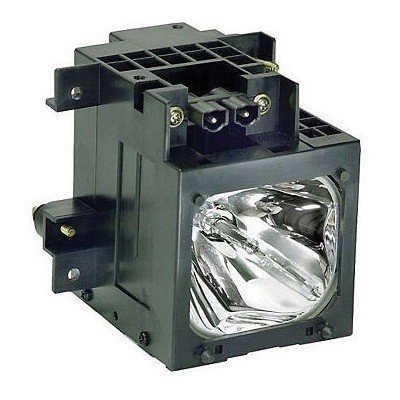 Aurabeam for XL-2100 - Lamp With Housing For Sony KF-50WE610, KDF-50WE655, KDF-42WE655, KF-60WE610, KF-42WE610, KDF-70XBR950, KF-50WE620, KDF-60XBR950, KF-42WE620, KF-42SX300 TV'