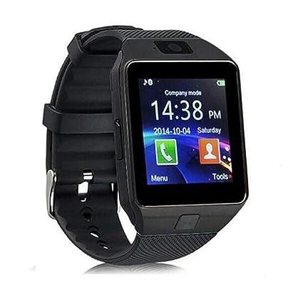JingJingQi Reloj Inteligente Smartwatch DZ09 Reloj Digital ...