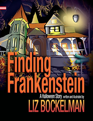 Finding Frankenstein: A Halloween Story (American Holiday)