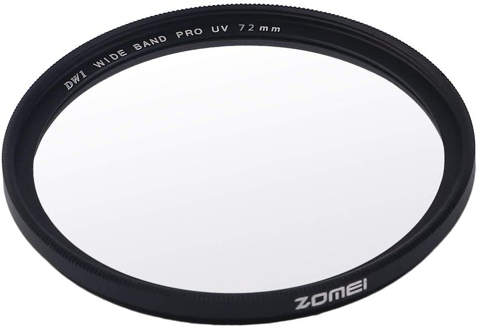 Mandalaa Zomei 40.5//49//52//55//58//62//67//72//77//82Mm Standard Frame Camera Uv Filter Lens Protecting Filter for Canon for Nikon for Sony Rose