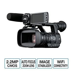 JVC GY-HM650U ProHD MOBILE NEWS CAMERA