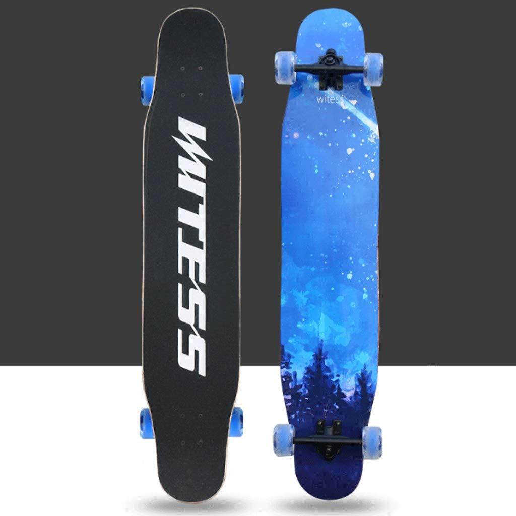 【在庫あり/即出荷可】 WangYi : スケートボード- スケートボードフラッシュビッグホイールボード子供大人4輪スケートボード (色 : F f, E f, サイズ さいず : 120X25X12CM) B07NQ1KHT6 120X25X12CM E E 120X25X12CM, アゲグン:079692df --- a0267596.xsph.ru