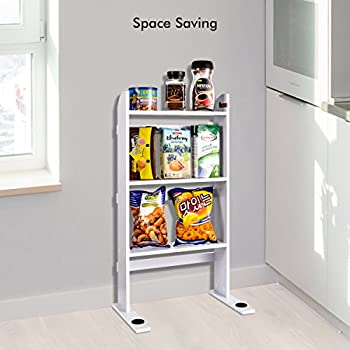 refrigerator side storage shelf sunix