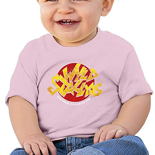 (sretinez Bill and Ted Washed Cotton Baby Boy Shirt Cute Summer T Shirt Funny)