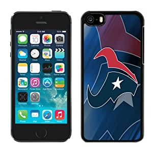 Personalized Apple Iphone 5c Case NFL Houston Texans 20 Sports Team Designer Phone Protector