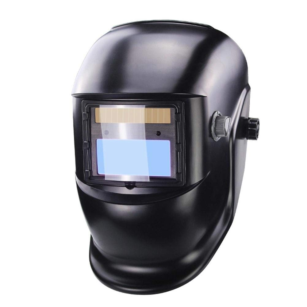 Matefield DIN9-DIN13 LCD Screen Solar Auto Darkening Welding Helmet Mask  Goggles Lens: Amazon.in: Home & Kitchen