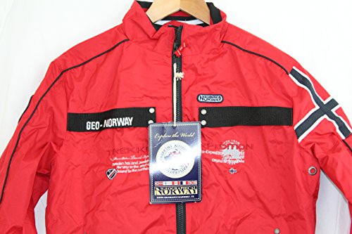 Veste Geographical Red Geographical Norway Red Veste Norway Red Veste Norway Geographical 580CqxwxA