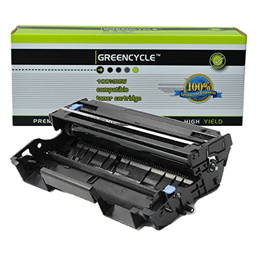Fax 8350p Fax - GREENCYCLE 1PK Compatible for Brother DR-400 DR400 Black Drum Unit 20,000 Page Yield Use with Brother DCP-1200/1400 FAX 8350p/8750p HL-1030/1230/1240 MFC-1260/1270