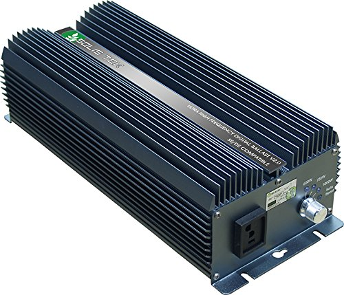 Solistek V2 0 1000 750 600W Digital Ballast Only De Se  240 V
