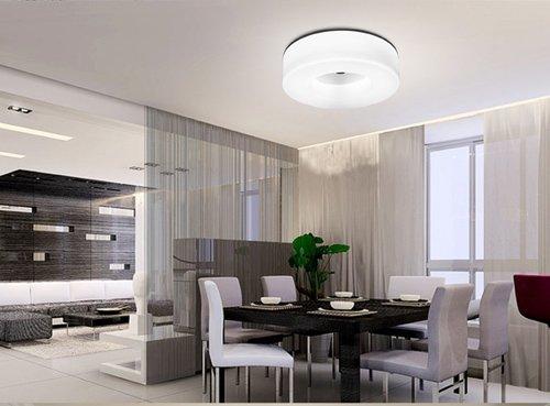 Schnes Wohnzimmer Leuchte Decke Weiss Amazonde Beleuchtung