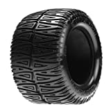 420 Series Road Rash Tires w/Foam (2) LOSB7205