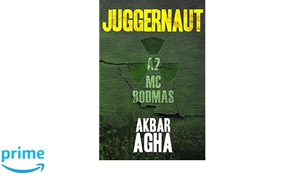 Juggernaut: Akbar Agha: 9788183861250: Amazon.com: Books