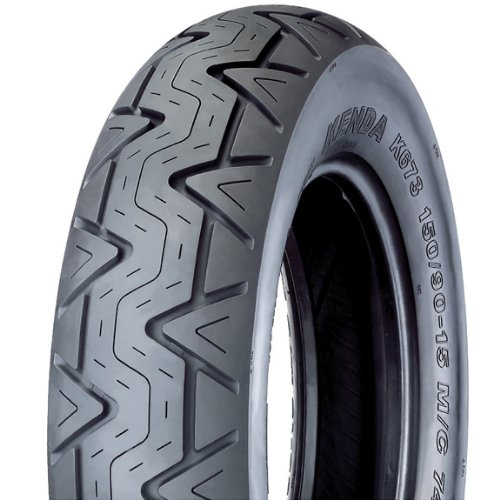 Kenda Kruz K673 Motorcycle Street Rear Tire - 170/80H-15 (Rear Motorcycle Tire)