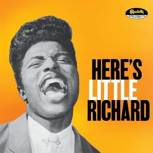 CD : Little Richard - Here's Little Richard (Remastered, Digipack Packaging)