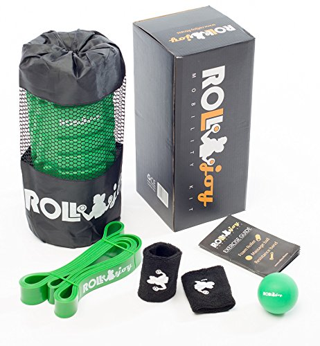 RollJoy Complete Mobility Kit – Stylish, Durable and Easy to Use 3...