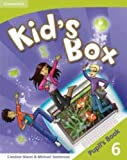 Kid's Box 6 Pupil's Book, Caroline Nixon and Michael Tomlinson, 0521688280