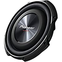 PIONEER TS-SW3002S4 12 1,500-Watt Shallow-Mount Subwoofer with Single 4ohm Voice Coil
