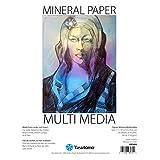 Yasutomo Mineral Paper Pad 11X14 20 Sheets