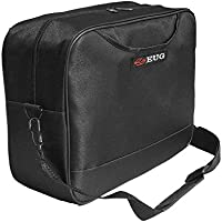 CAIWEI Portable Laptop Projector Travel Bag Carrying Case Soft With Detachable Shoulder Strap