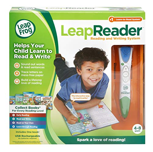 LeapFrog LeapReader System Learn-to-Read 5-Book