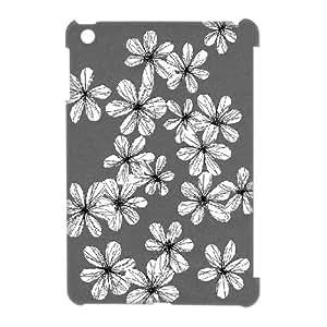 iPad Mini Case, DDdiy Daisies and bees Custom 3D Case for iPad Mini