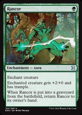 (Magic: the Gathering - Rancor (180/249) - Eternal Masters)