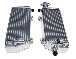 Agua enfriador Juego para KTM 125/150/200/250SX/EXC a partir de 2013