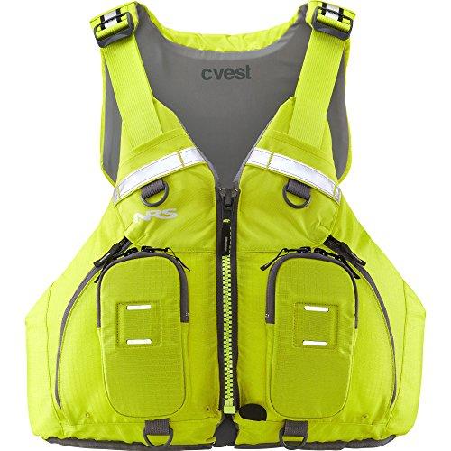 NRS cVest Lifejacket (PFD)-Lime-L/XL (Jacket Nrs Life)
