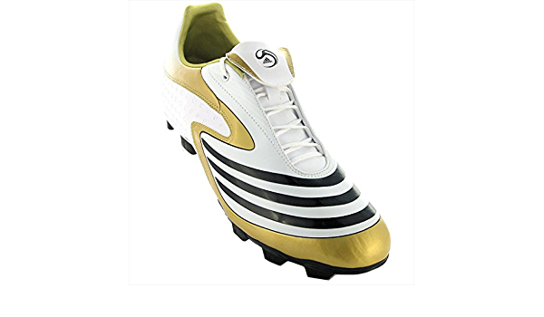 para Hombre Adidas f10.8 TRX FG – Botas de fútbol, Hombre ...
