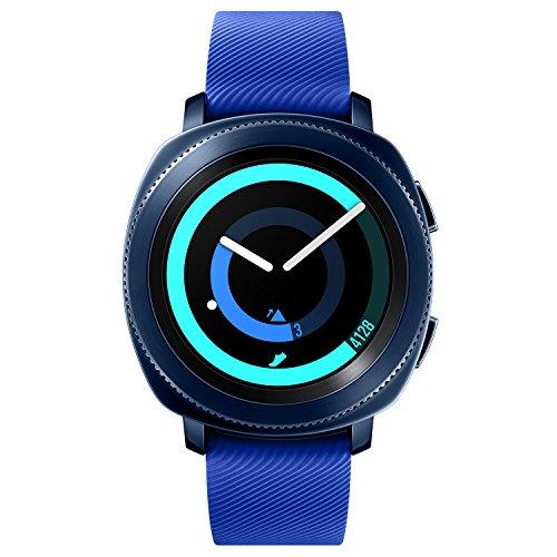 Samsung SM-R600NZBAMXO Smartwatch Gear Sport, Color Azul