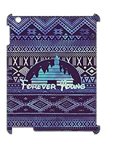 American Disney signs Case for Ipad2,3,4,Forever young phone Case for Ipad2,3,4.