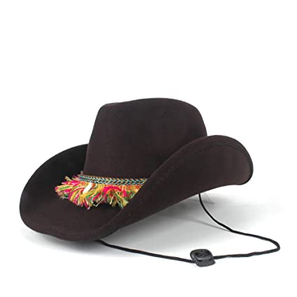 Ruanyi Sombrero de Vaquero Occidental 93e8f7f29a0