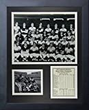 """Legends Never Die """"1973 Oakland Athletics World Series Champions"""" Framed Photo Collage, 11 x 14-Inch"""