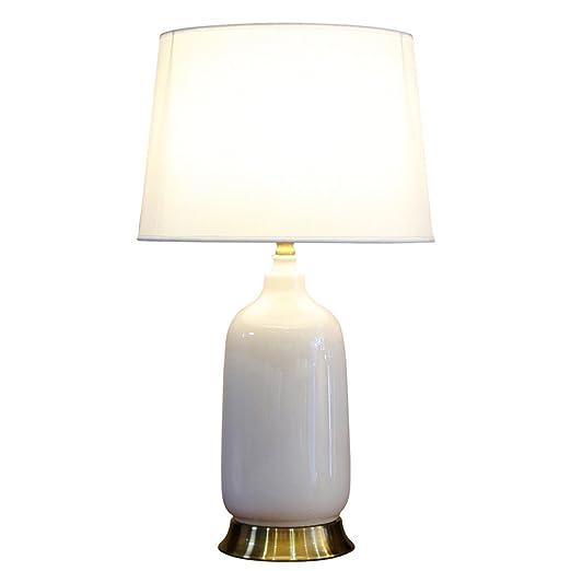 ZR Gran lámpara de Mesa de cerámica Oriental, lámpara de ...