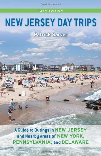 New Jersey Day Trips: A Guide to Outings in New Jersey and Nearby Areas of New York, Pennsylvania, and Delaware by Patrick Sarver - Delaware Shopping Mall