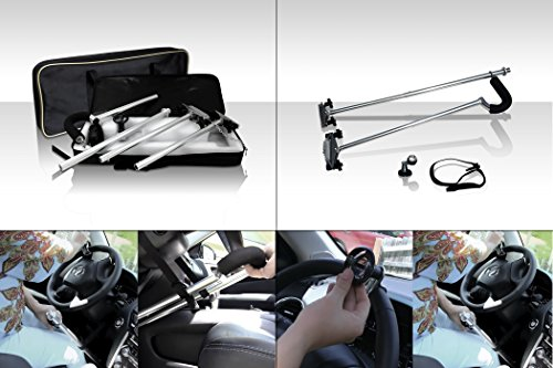 Driveability Thumb Controlled Drive Assist Portable Hand Controls For Vehicles, Cars, Disabled Driving - Car Hand Controls by Driveability