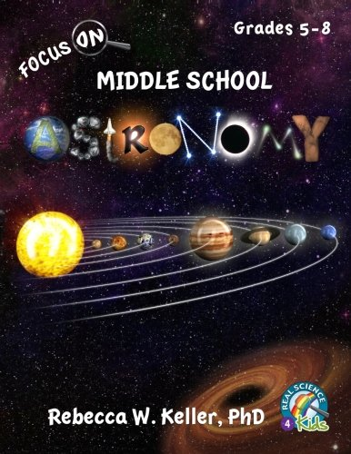 Focus On Middle School Astronomy Student Textbook pdf epub