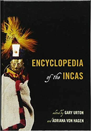 Book Encyclopedia of the Incas