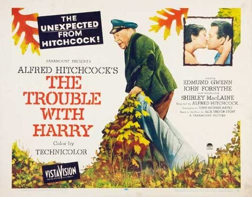 Amazon.com: The Trouble With Harry POSTER Movie (22 x 28 Inches ...