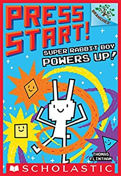 Download for free Super Rabbit Boy Powers Up! A Branches Book