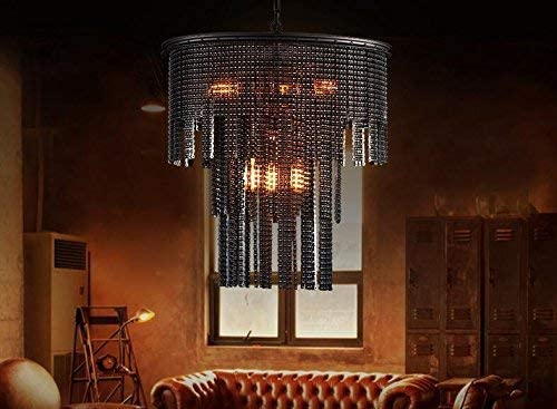 BYDXZ / American Retro Industrial Wind Man Cafe Bar Restaurante ...