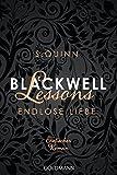 Blackwell Lessons - Endlose Liebe: Devoted 6 - Erotischer Roman