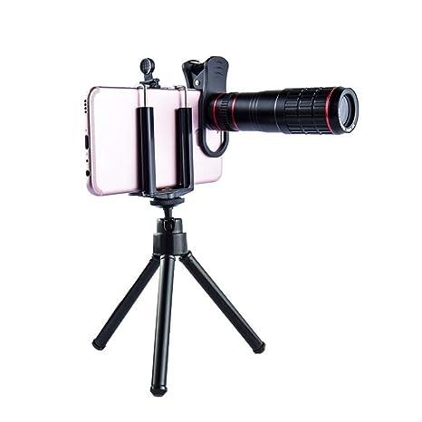 Hemobllo 5 en 1 20 x óptica Prisma Monocular Telephoto Telescope ...